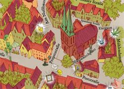 Nikolaiviertel-Stadtplan-250